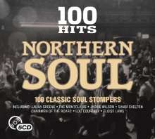 100 Hits: Northern Soul, 5 CDs