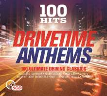 100 Hits: Drivetime Anthems, 5 CDs