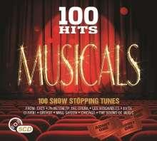 Musical: 100 Hits: Musicals, 5 CDs
