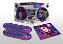Dead Or Alive: Sophisticated Boom Box MMXVI (Deluxe Boxset), 17 CDs und 2 DVDs