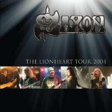 Saxon: Lion Heart Tour 2004 (180g) (Gold Vinyl), 2 LPs