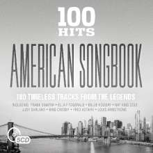 100 Hits: American Songbook, 5 CDs