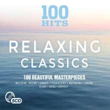 100 Relaxing Classics, 5 CDs