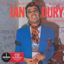 Ian Dury & The Blockheads: Sex & Drugs & Rock'n'Roll (180g), LP