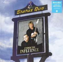 Status Quo: Under The Influence (180g) (Blue Vinyl), LP