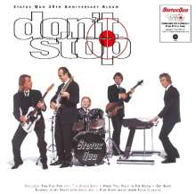 Status Quo: Don't Stop (180g) (Clear Vinyl), 2 LPs