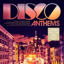 Disco Anthems (180g), 3 LPs