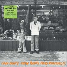 Ian Dury: New Boots & Panties! (180g) (Deluxe-Edition), 2 LPs