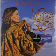 "Belinda Carlisle: Wilder Shores (Blue Vinyl), 1 LP und 1 Single 7"""