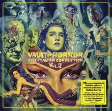 Filmmusik: Vault Of Horror 2 (Vol.2) – The Italian Connection (180g), 2 LPs und 1 CD