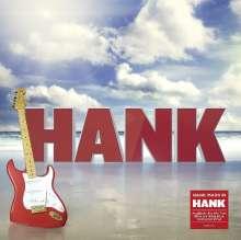 Hank Marvin: Hank (180g) (Sky-Blue Vinyl), LP