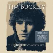 Tim Buckley: The Troubadour Concerts 1969 (Box-Set), 6 LPs