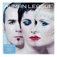 The Human League: Secrets (180g), 2 LPs