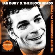 Ian Dury: The Stiff Recordings 1977-1980 (180g) (Translucent Colored Vinyl), 4 LPs