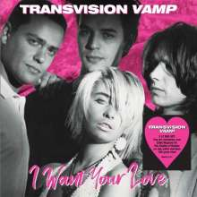 Transvision Vamp: I Want Your Love (180g) (Red, White & Blue Vinyl), 3 LPs