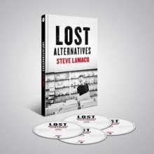 Lost Alternatives - Steve Lamacq, 4 CDs