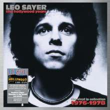 Leo Sayer: The Hollywood Years 1976 - 1978 (180g) (Limited-Edition) (Translucent Vinyl), 3 LPs