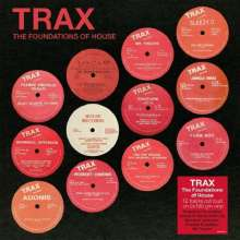 Trax: The Foundations Of House (180g), 2 LPs