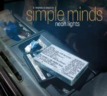 Simple Minds: Neon Lights (180g) (Clear Vinyl) (+2 Bonustracks), LP