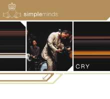 Simple Minds: Cry (180g) (Gold Vinyl), LP