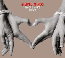 Simple Minds: Black & White 050505 (180g) (White Vinyl) (+ Bonustrack), LP