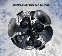 Simple Minds: Big Music (180g) (Blue & Grey Vinyl), 2 LPs