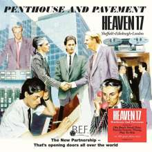 Heaven 17: Penthouse And Pavement (180g) (White Vinyl), LP
