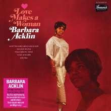Barbara Acklin: Love Makes A Woman (180g), LP