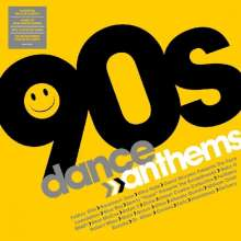 90's Dance Anthems (180g), 2 LPs