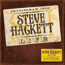 Steve Hackett (geb. 1950): Live (180g) (Limited-Edition) (Brown Vinyl), LP