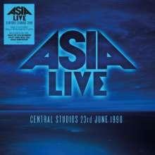 Asia: Live (180g) (Blue Vinyl), LP