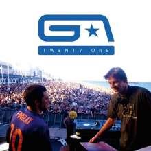 Groove Armada: 21 Years (180g) (White Vinyl), 2 LPs