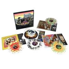 The End: From Beginning To End (180g) (Deluxe Edition) (Splatter Vinyl), 4 LPs