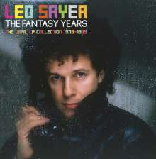 Leo Sayer: The Fantasy Years 1979-1983 (Limited Edition Box Set) (Clear Vinyl), 4 LPs