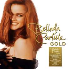 Belinda Carlisle: Gold (180g) (Gold Vinyl), 2 LPs