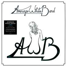 Average White Band: AWB (180g) (Clear Vinyl), LP