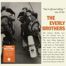 The Everly Brothers: The Everly Brothers (180g) (White Vinyl), LP