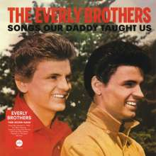 The Everly Brothers: Songs Our Daddy Taught Us (180g) (Red Vinyl), LP