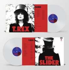 T.Rex (Tyrannosaurus Rex): The Slider (remastered) (180g) (Clear Vinyl), LP