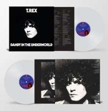 T.Rex (Tyrannosaurus Rex): Dandy In The Underworld (180g) (Clear Vinyl), LP