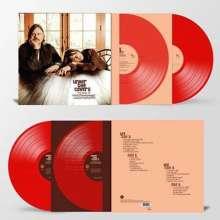 Matthew Sweet & Susanna Hoffs: Best Of Under The Covers (180g) (Red Vinyl), 2 LPs