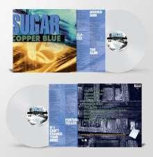 Sugar: Copper Blue (180g) (Clear Vinyl), LP