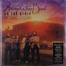 Average White Band: On The Strip - The Sunset Sessions (180g) (Clear Vinyl), 2 LPs