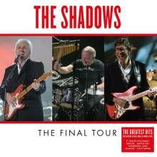 The Shadows: Final Tour - Live (Red Vinyl), 2 LPs