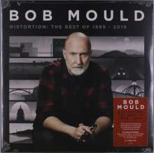 Bob Mould: Distortion: The Best Of 1989 - 2019, 2 LPs