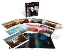 Bob Mould: Distortion: 1989-1995 (Limited Edition) (Splatter Effect Vinyl) (+ signiertem Artprint), 8 LPs