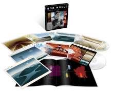 Bob Mould: Distortion: 2008-2019 (Limited Edition) (Splatter Effect Vinyl) (+ handsigniertem Print) (in Deutschland exklusiv für jpc!), 7 LPs