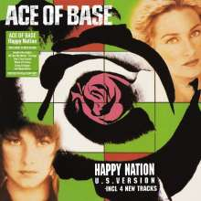 Ace Of Base: Happy Nation (Clear Vinyl), LP