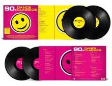 90's Dance Classics, 2 LPs