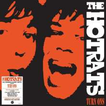 The Hotrats: Turn Ons (180g) (Clear Vinyl), LP